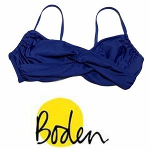 Boden | Bikini Top Lightly Padded Snap Closure